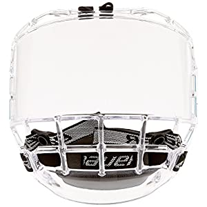Bauer Erwachsene Visier für Eishockeyhelm Concept III – Full Visors – Senior, Clear, One size, 1041010
