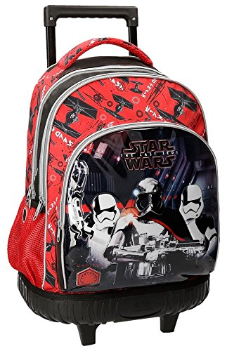 51%2BfcLbXxDL - Star Wars VIII Mochila Infantil