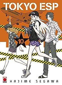 Tokyo ESP Edition simple Tome 10