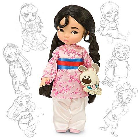 llection Mulan Puppe (US IMPORT) ()