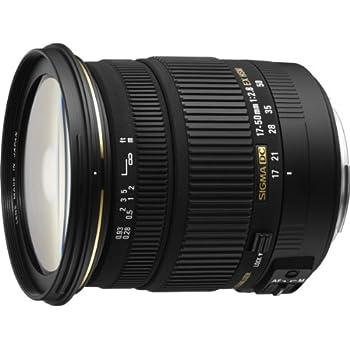 Sigma Objectif 17-50 mm F2,8 DC OS HSM EX - Monture Pentax