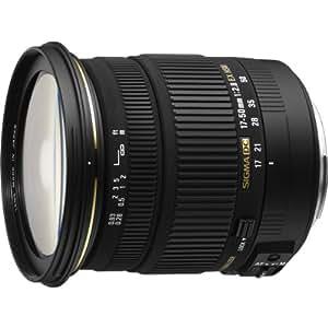 Sigma 17-50 mm F2,8 EX DC OS HSM-Objektiv (77 mm Filtergewinde) für Sony Objektivbajonett