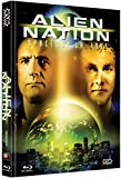Alien Nation - Spacecop L.A. 1991 - uncut (Blu-Ray+DVD) auf 444 limitiertes Mediabook Cover A [Alemania] [Blu-ray]
