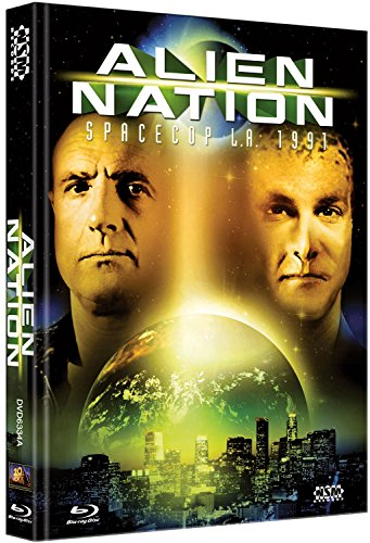 1991 (uncut) (Limited Edition Mediabook mit DVD) [Blu-ray]