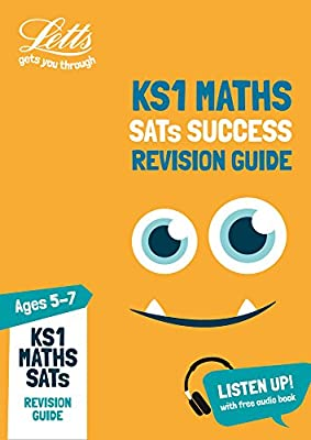 KS1 Maths SATs Revision Guide: 2019 tests (Letts KS1 SATs Success) (Letts KS1 Revision Success) by Letts