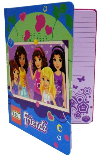 LEGO® Friends Journal (Blue Cover)