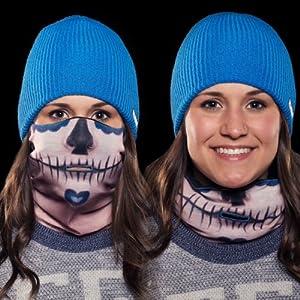 Beardo ® Original Skimasken Skimaske HD (verschiedene Designs) | Kälteschutz, Gesichtsschutz, Sturmmaske, Schlauchschal