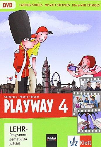 Playway ab Klasse 3. 4.Schuljahr. DVD. Ausgabe 2013