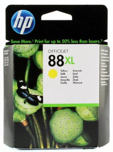 L7680 Drucker-tinten Hp (HP 88XL Gelb Original Druckerpatrone mit hoher Reichweite für HP Officejet Pro)