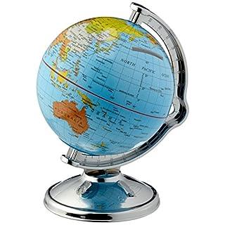 Spardose Globus Weltkugel drehbar