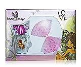 Winx Fairy Flora Eau de Toilette 50 ml + Hair Clip