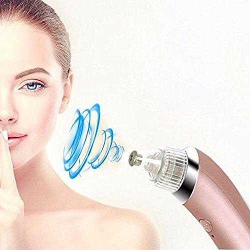 PowerLead PL081 Nettoyant pour la peau faciale Nettoyant nettoyant pour pores Blackhead Zit Acne Remover
