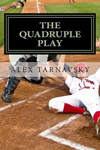 The Quadruple Play: A Baseball Fable by Alex Tarnavsky (2014-02-20) par Alex Tarnavsky