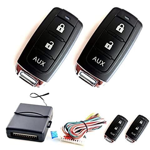 100F16 - Keyless Entry System Car Remote Control System for existing and original Central Door Lock Locking