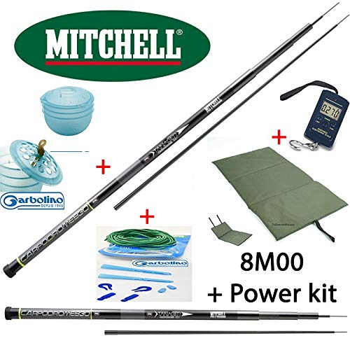 Mitchell Set pêche au Coup Carpe/Carpodrome Tanager...