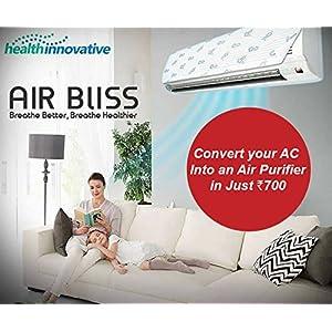 Health Innovative Airbliss - Convert Your AC Into An Air Purifier