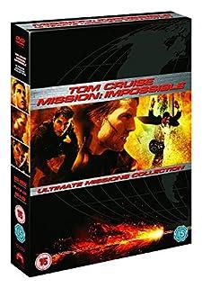 Mission Impossible: Ultimate Missions [Blu-ray] [2008] (B001HX497E) | Amazon price tracker / tracking, Amazon price history charts, Amazon price watches, Amazon price drop alerts