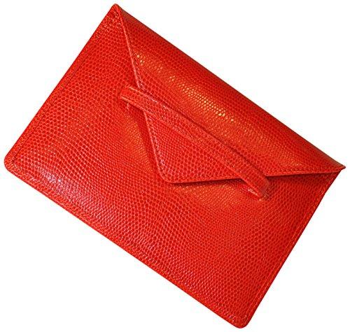 budd-leather-552209l-9-lizard-print-102cm-x-152cm-photo-envelope-red