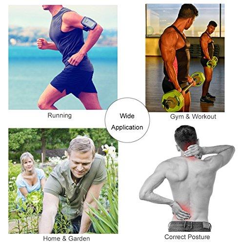 e3353032e66a4 ALIVER Men Hot Sweat Workout Tank Top Neoprene Body Shaper Sauna Suit  Zipper Waist Trainer Vest Compression Shirt Gym Clothes Corset for Weight  Loss Fitness