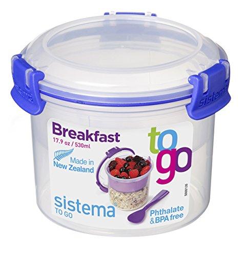 Sistema Frühstücksbox 530 ml
