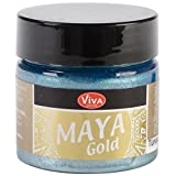 Viva Decor Maya Gold 45ml-Turquoise