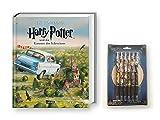 j.k. rowling Harry Potter und die Kammer des Schreckens (vierfarbig illustrierte Schmuckausgabe) + 1. original Harry Potter Kugelschreiber (sortierte Motive)