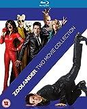Locandina Zoolander / Zoolander 2 (2 Blu-Ray) [Edizione: Regno Unito] [Edizione: Regno Unito]