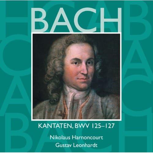 """Cantata No.125 Mit Fried und Freud ich fahr dahin BWV125 : II Aria - """"Ich will auch mit gebrochnen Augen"""" [Counter-Tenor]"""