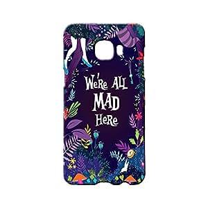 BLUEDIO Designer Printed Back case cover for Samsung Galaxy C5 - G6167