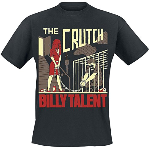 Billy Talent The Crutch T-Shirt nero S