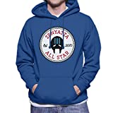 Ana Overwatch All Star Converse Men's Hooded Sweatshirt