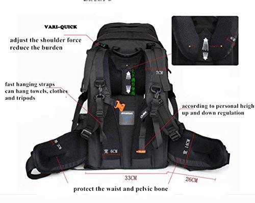 Imagen de estuche para camara  impermeable nylon bolsa de hombro vosmep 2017 new dslr camera bag gran capacidad bolso profesional de fotografía bolso del alpinismo para dslr canon nikon sony eos 17
