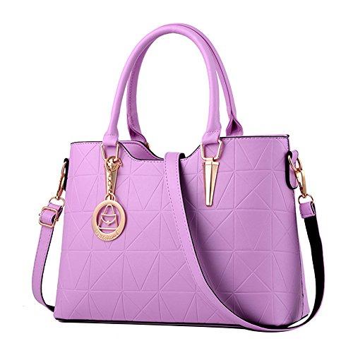 Icegrey ,  Damen Tasche violett