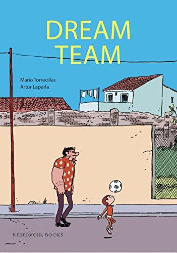 Dream Team por Mario Torrecillas
