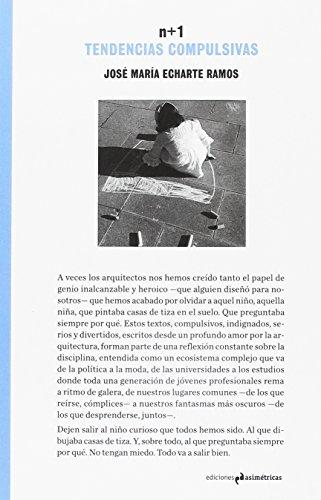 Tendencias Compulsivas, n+1, Colección Ventana Impresa