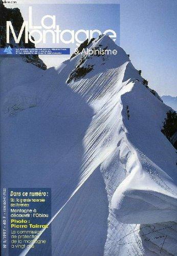 LA MONTAGNE & ALPINISME, N° 1, 1997