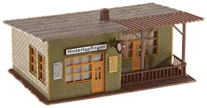Faller - Edificio de Negocios y oficinas de modelismo ferroviario H0 Escala 1:87