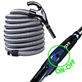 Best Central Vacuums - OVO ACCHO-30LV-BK-OVO Universal Low-Voltage Hose Central Vacuum 30ft Review