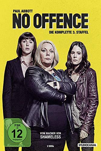 No Offence - Die komplette 3. Staffel [2 DVDs]