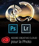 Adobe Creative Cloud pour la Photo - Photoshop CC + Lightroom |  Mac | Téléchargement