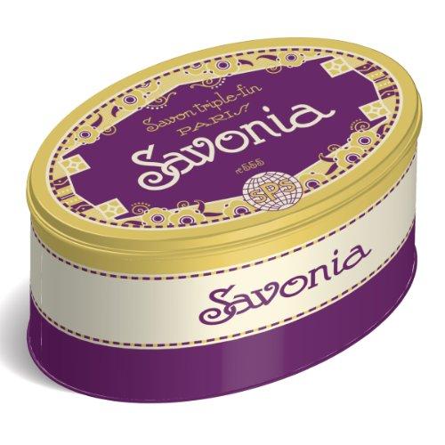 La Société Parisienne De Savons Savon de Bain Savonia 250 g