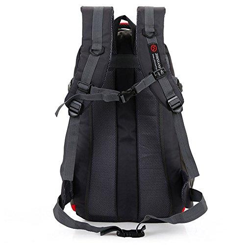 HCLHWYDHCLHWYD-Female sacchetto di alpinismo pacchetto esterno di grande capacità borsa sportiva borsa borsa tracolla uomo zaino da viaggio studenti universitari , 5 3