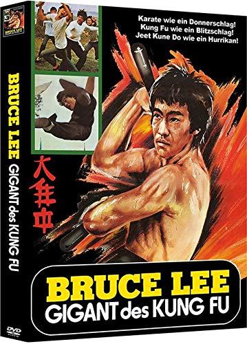 Bruce Lee - Gigant des Kung Fu - Limited Edition - Mediabook  (+ DVD), Cover A