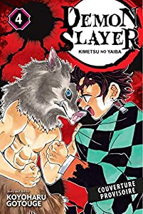 Demon Slayer - Les rôdeurs de la nuit Edition simple Tome 4