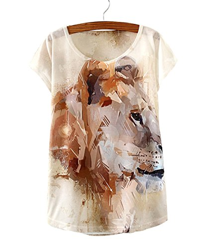 e Drucken Shirt Tops (Her Von Juli T-shirts)