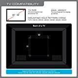 QualGear Universal Ultra Slim Low Profile Articulating Wall Mounting Kit with 10 ft HDMI v1.4 Cable and 3-Axis Magnetic Bubble Level for LED TV Upto 23 - 47-Inch Bild 2