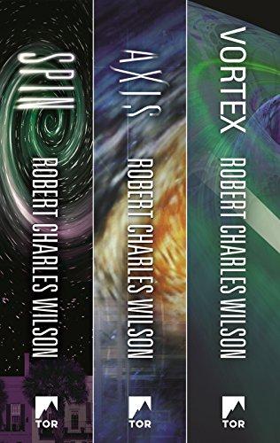 The Spin Saga Trilogy: Spin, Axis, Vortex (English Edition) eBook ...