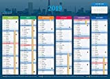 Calendrier 2019 - format A4 - Pa...