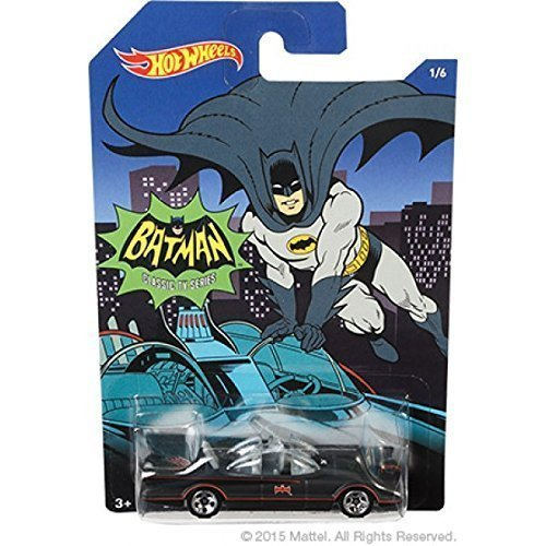 Hot Wheels Batman 2015: Classic Batmobile (TV) by Hot Wheels