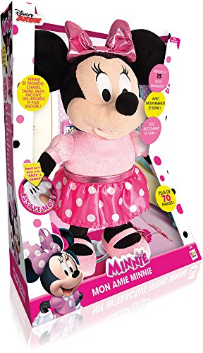 Image of Mickey Mouse Clubhouse - My Interactive Friend Minnie